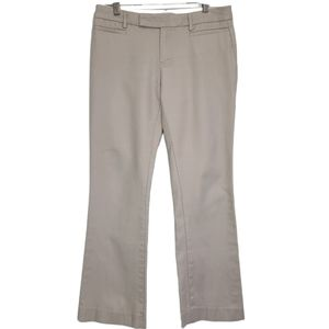 Gap Women's Modern Boot Cut Khaki Tan Pants